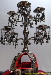 Candelabro tribal